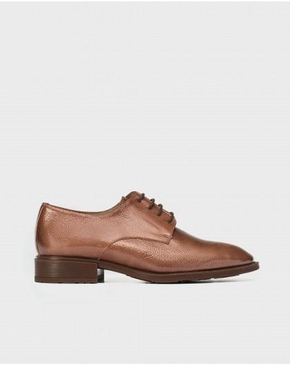 Wonders-Zapatos planos-Blucher de charol