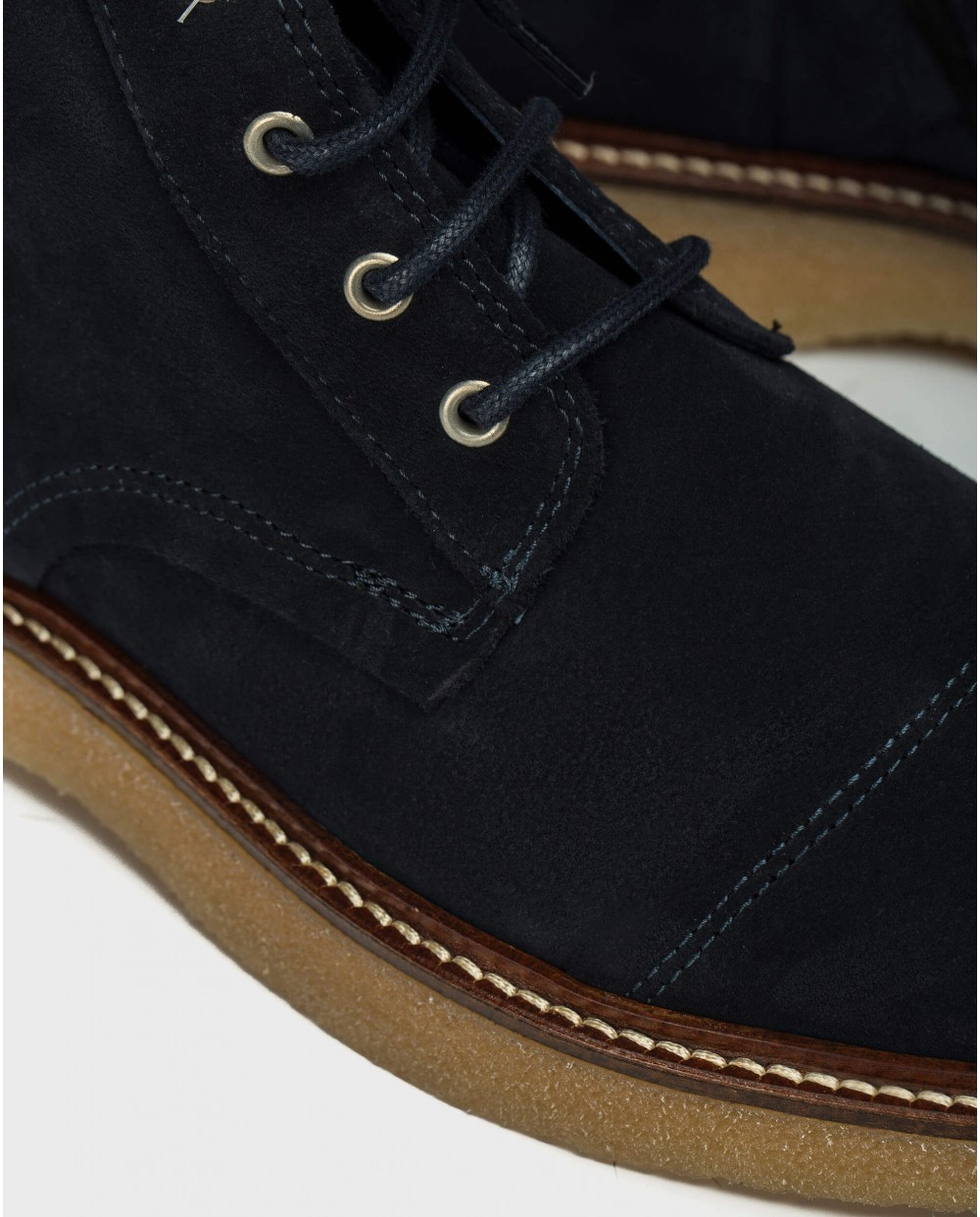 Men´s leather ankle boot