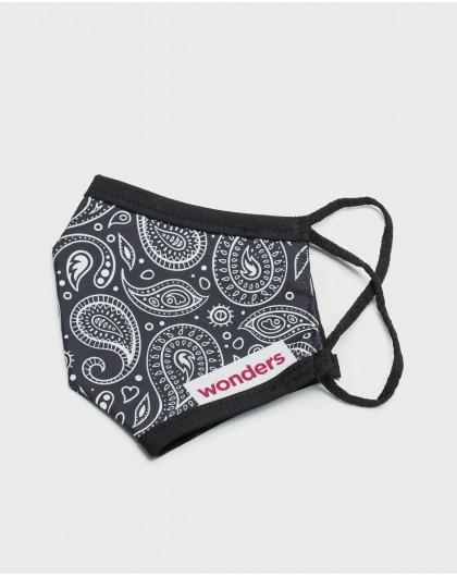 Wonders-Complementos-Mascarilla estampado bandana