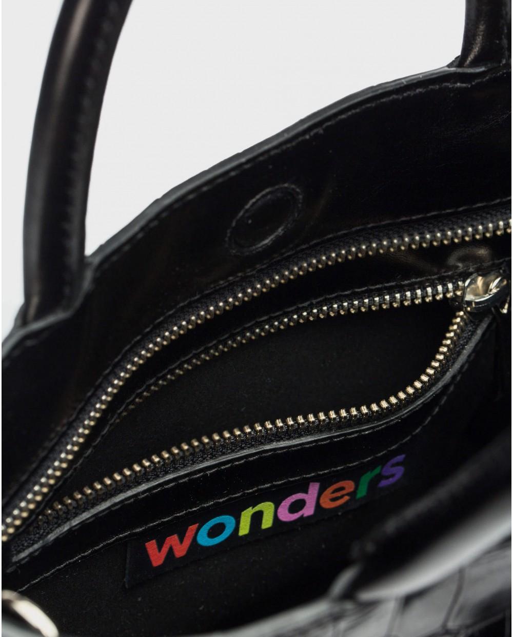 Wonders-Bags-Leather bowling bag