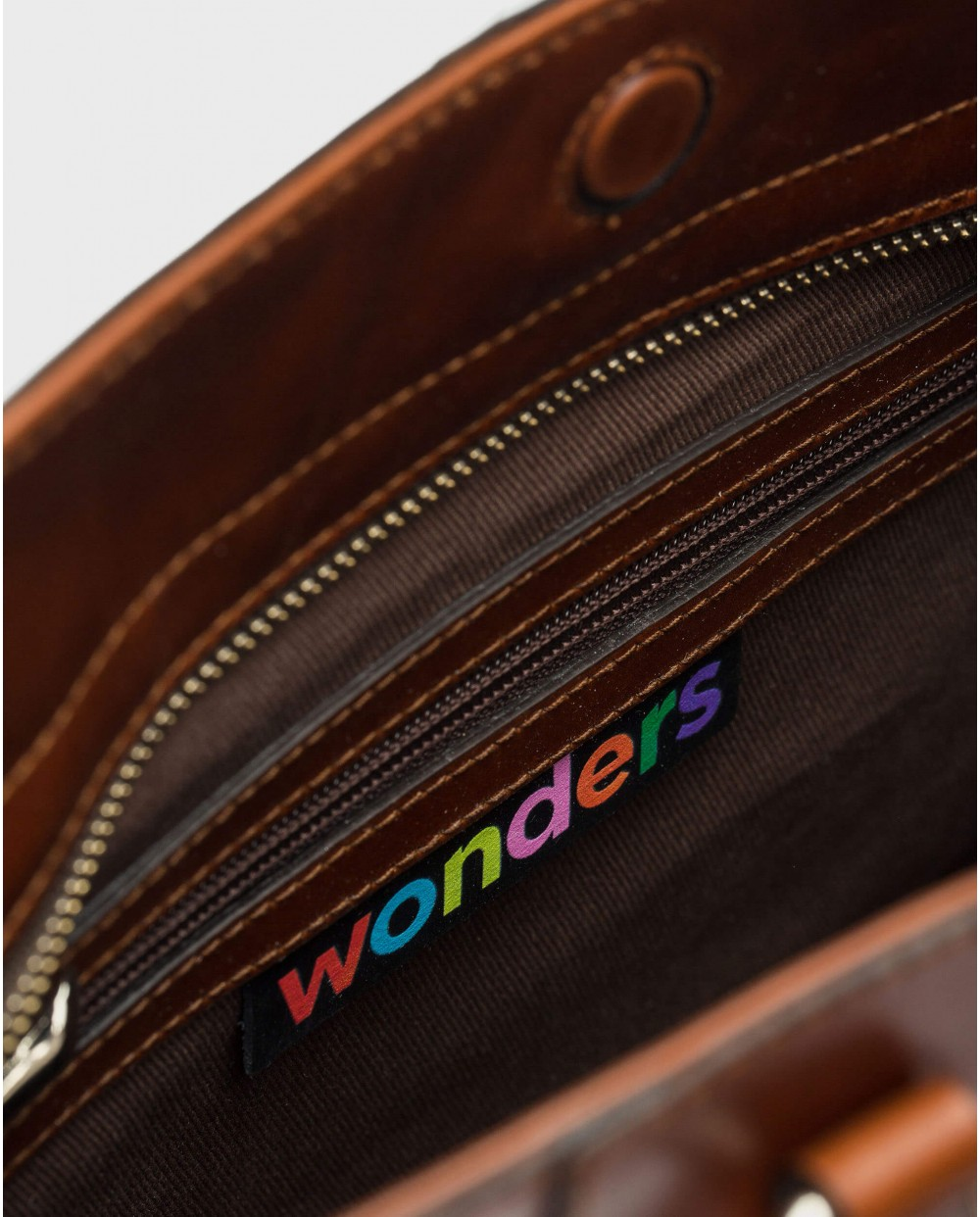 Wonders-Bags-Leather shopper