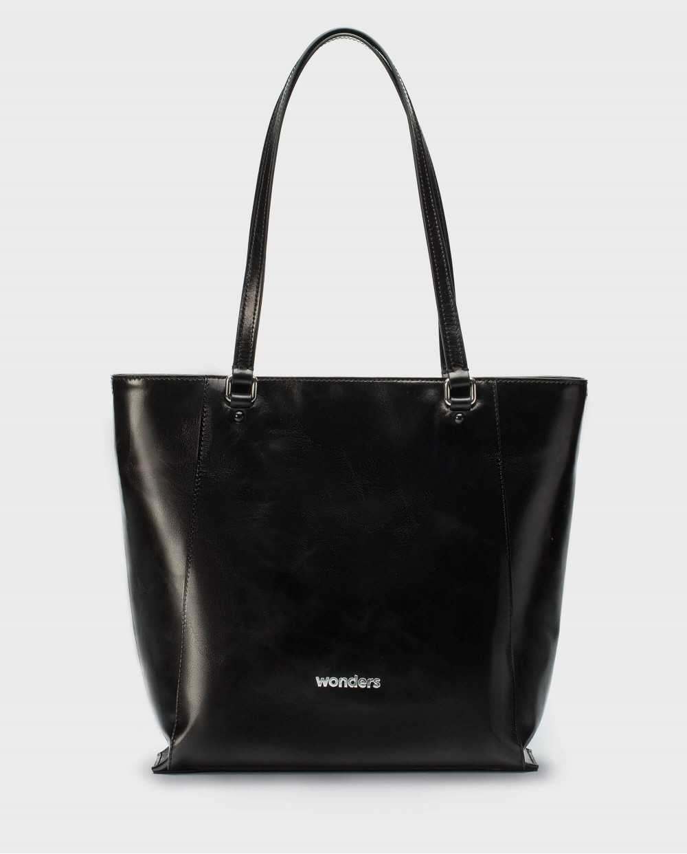 Wonders-Bags-Sneaker with leather logo