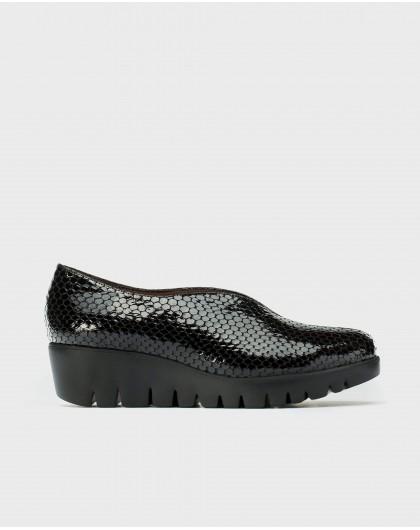 Wonders-Plataformas-Zapato con escote