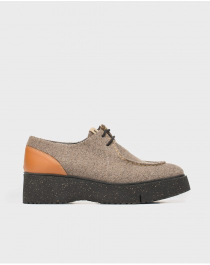 Wonders-Flat Shoes-Eco Walabee shoe