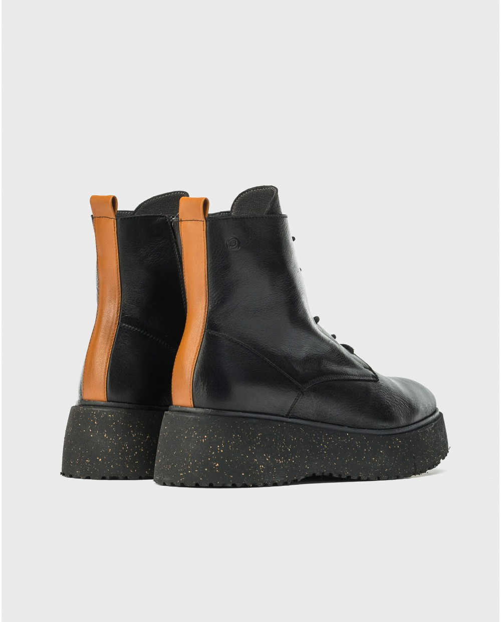 Wonders-Ankle Boots-Eco biker ankle boot