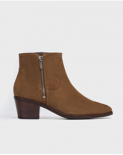Wonders-Ankle Boots-Cowboy ankle boot