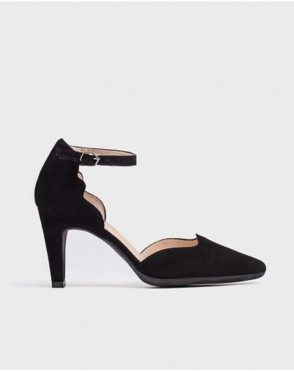 Wonders-Heels-Shoe with wave heel