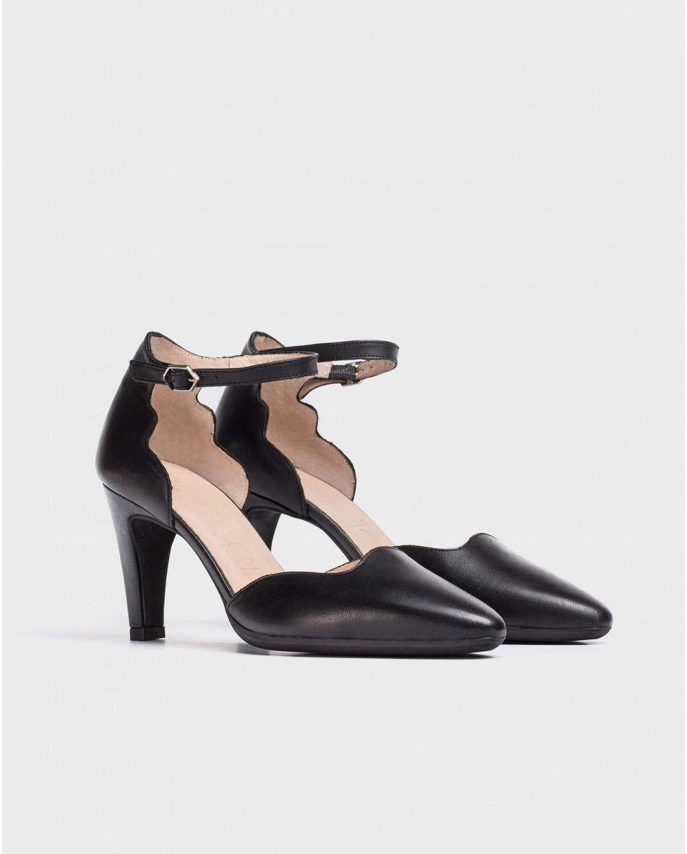 Wonders-Outlet-High heeled wave shoe