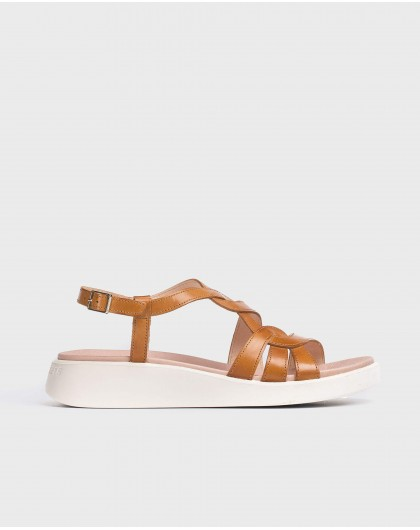 Wonders-Sandals-Sandal with crossed straps