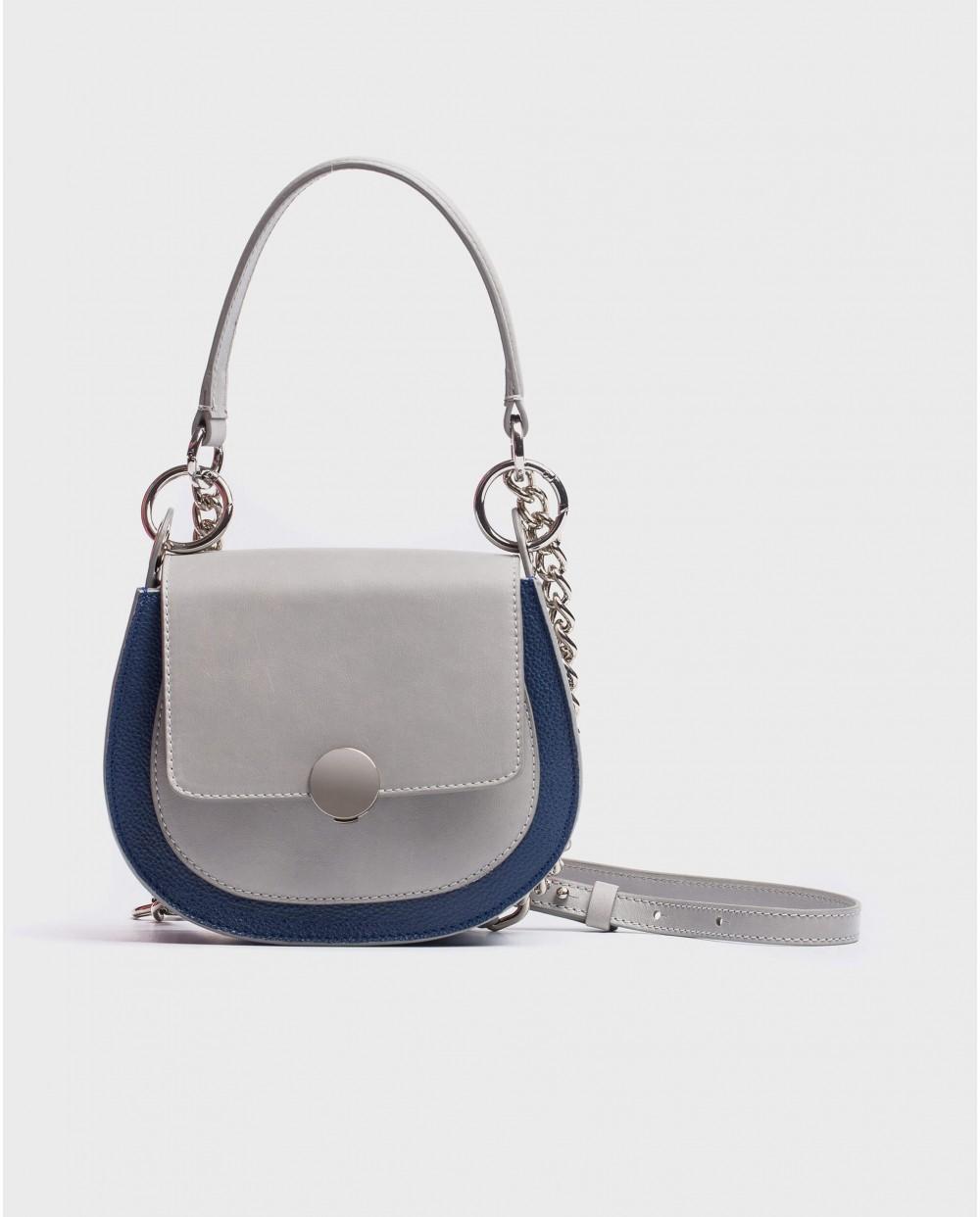 Wonders-Bags-Bicolored crossbody handbag