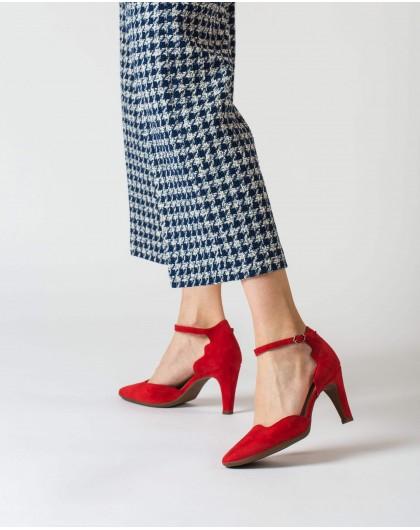 Wonders-Tacones-Zapato tacón onda