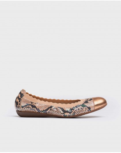 Wonders-Zapatos planos-Bailarina elástico