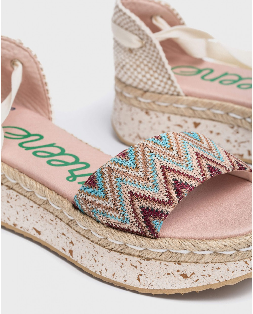 Wonders-Flat Shoes-Morell
