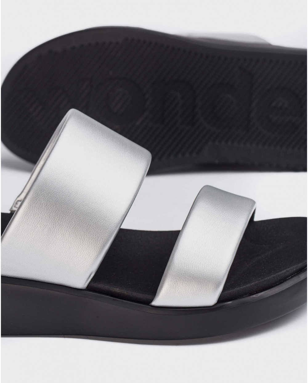 Wonders-Sandals-Sandals with padded straps