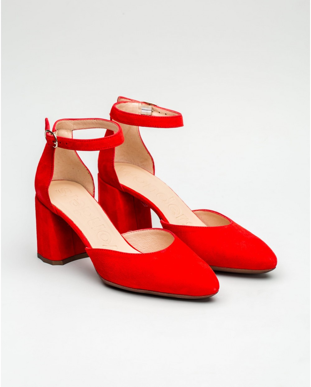 Wonders-Outlet-Backless high heeled shoe