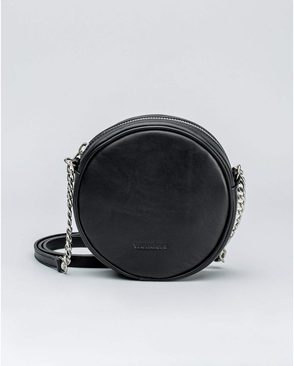 Wonders-Outlet-Crossbody circular handbag