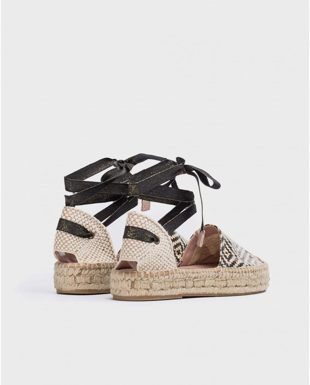Flat Jute sandal
