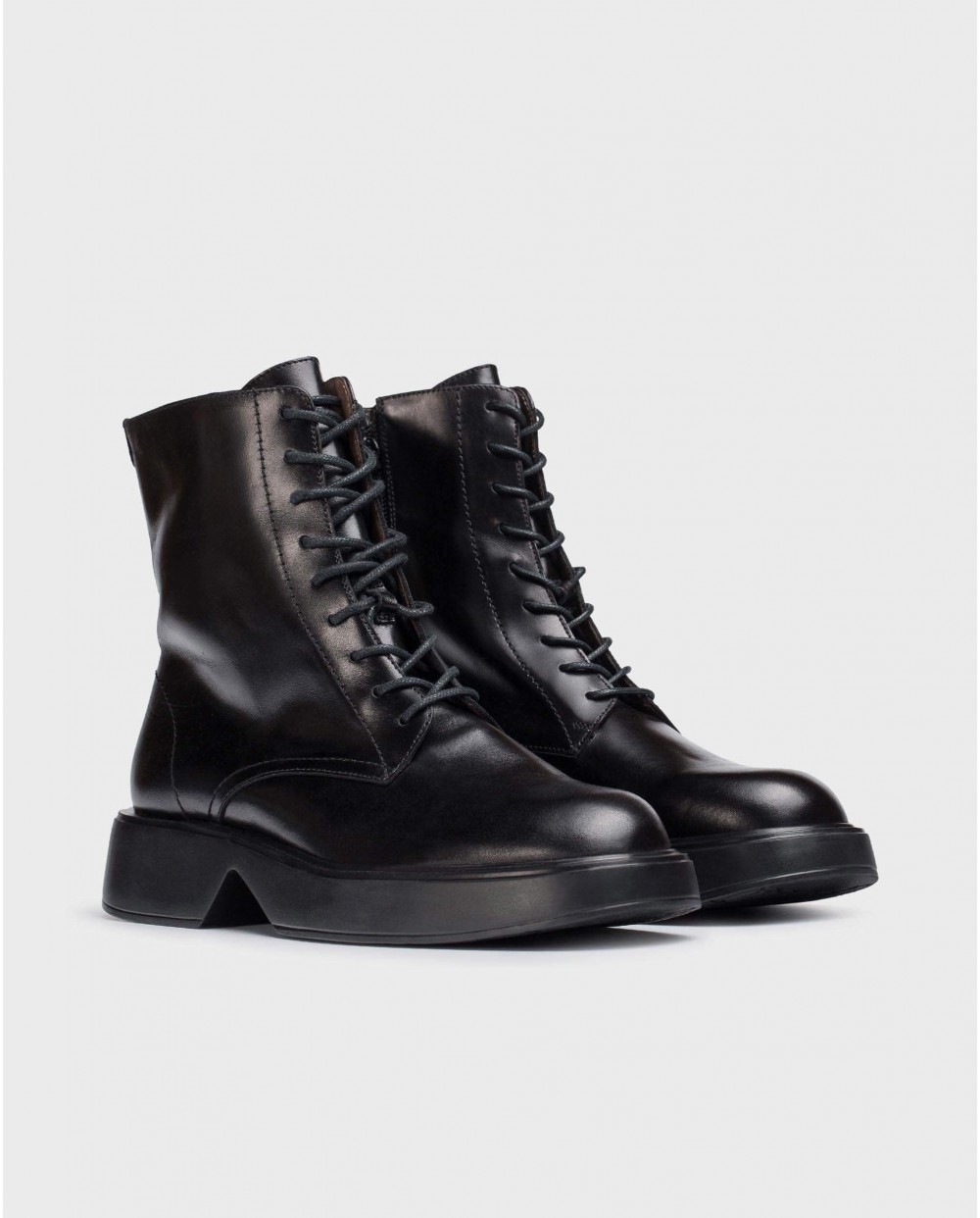 Wonders-Ankle Boots-Black Icon Ankle boot