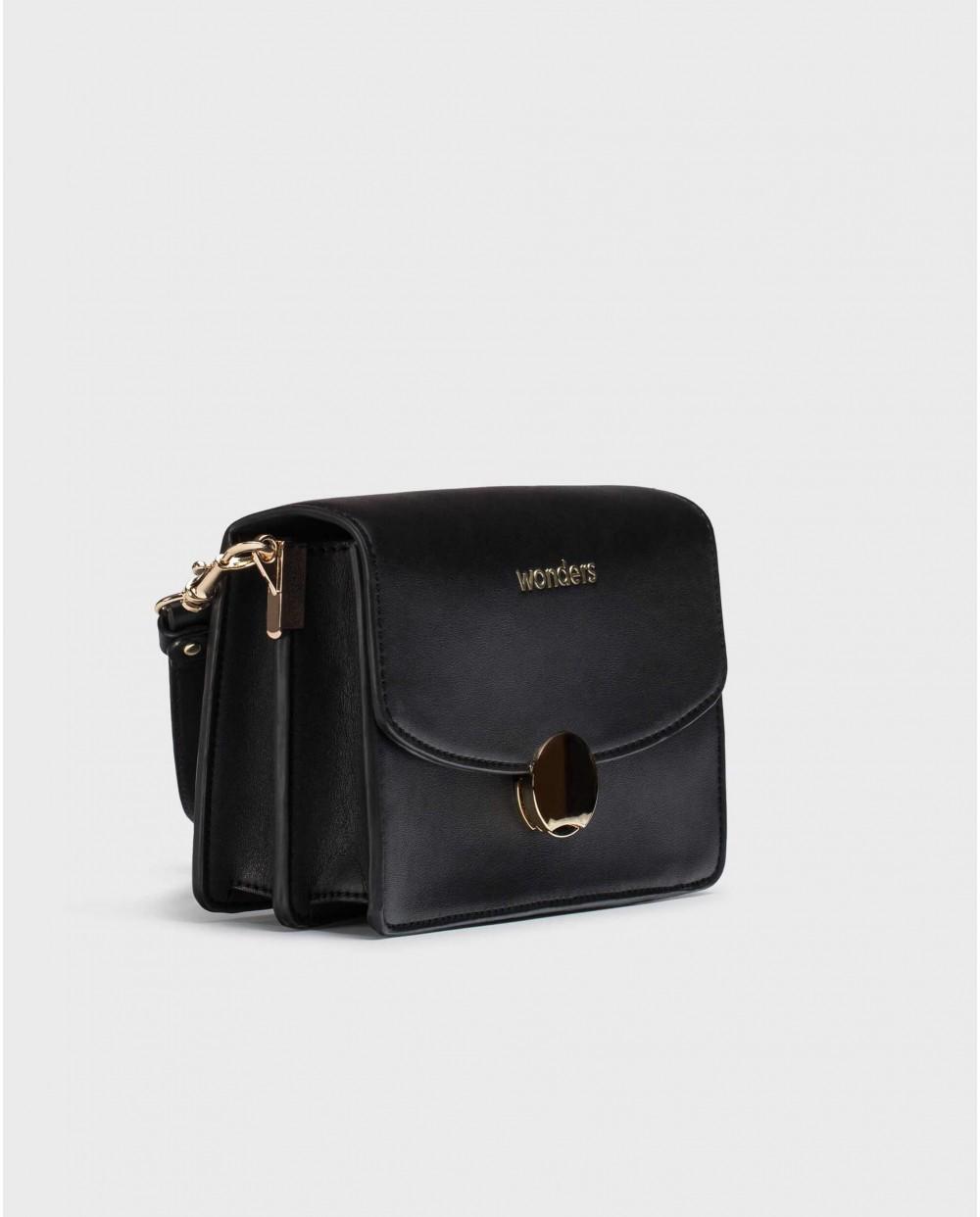 Wonders-Bags-Black Dana Bag