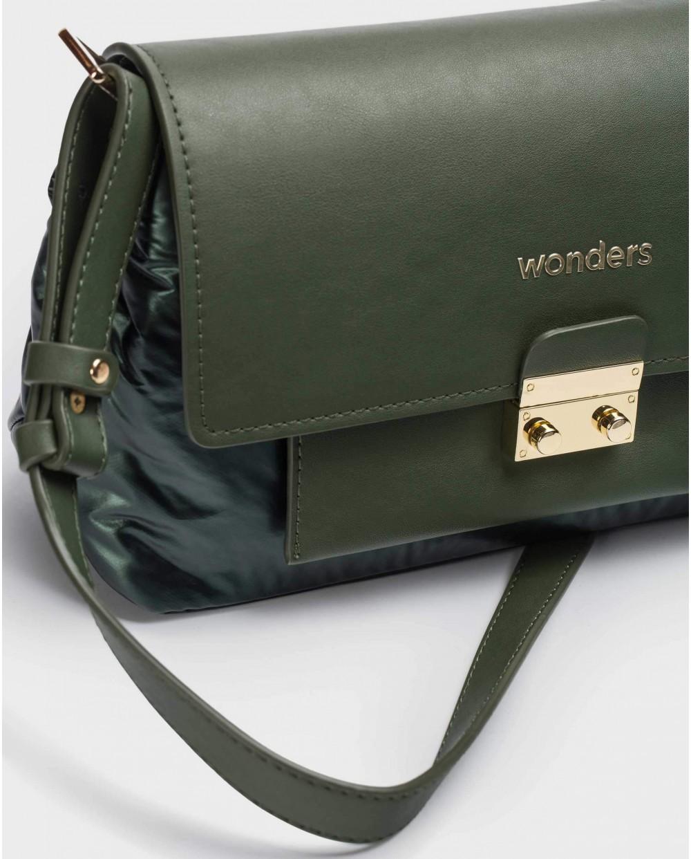 Wonders-Bolsos-Bolso Zenda Verde