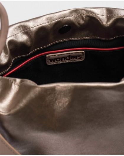 Wonders-Bolsos-Bolso Pearl Bronce