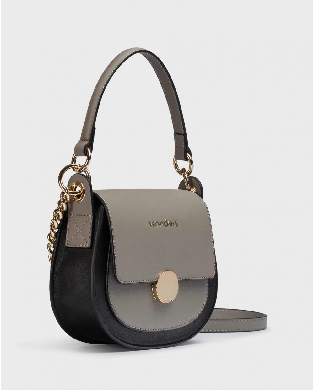 Wonders-Bags-Black Harper Bag