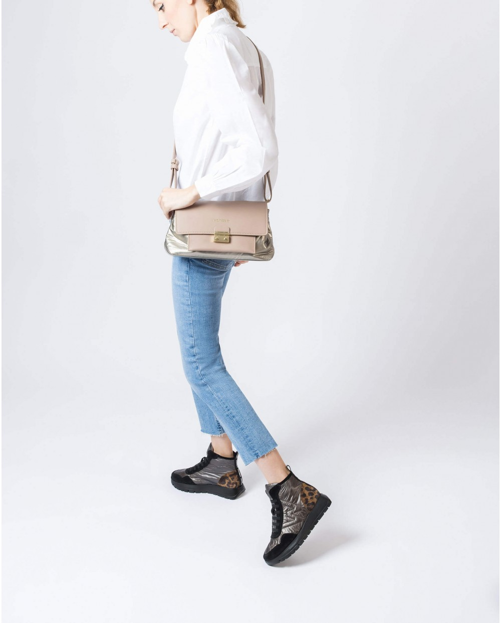 Wonders-Bags-Taupe Zenda Bag