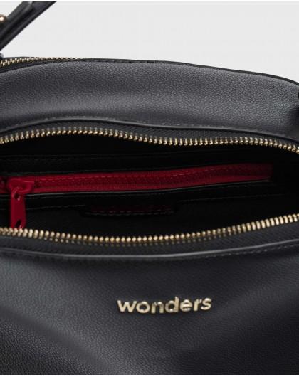 Wonders-Bolsos-Bolso Iris Negro