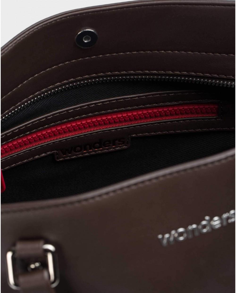 Wonders-Bags-Brown Zuri Bag
