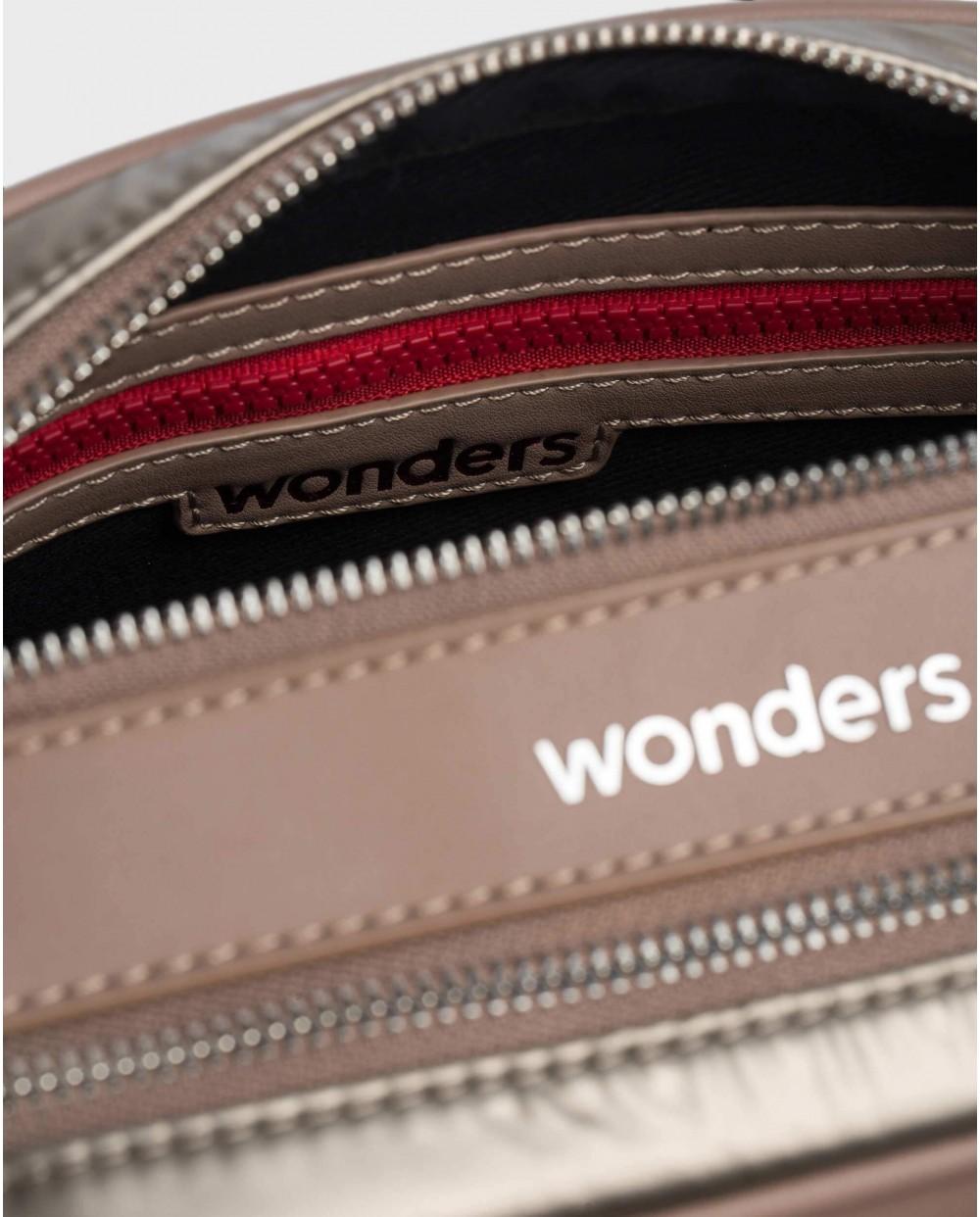 Wonders-Bolsos-Bolso Lexi Taupe