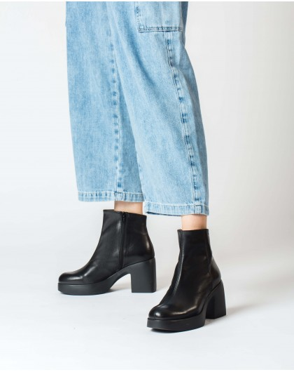 Wonders-Ankle Boots-Mex Ankle Boot
