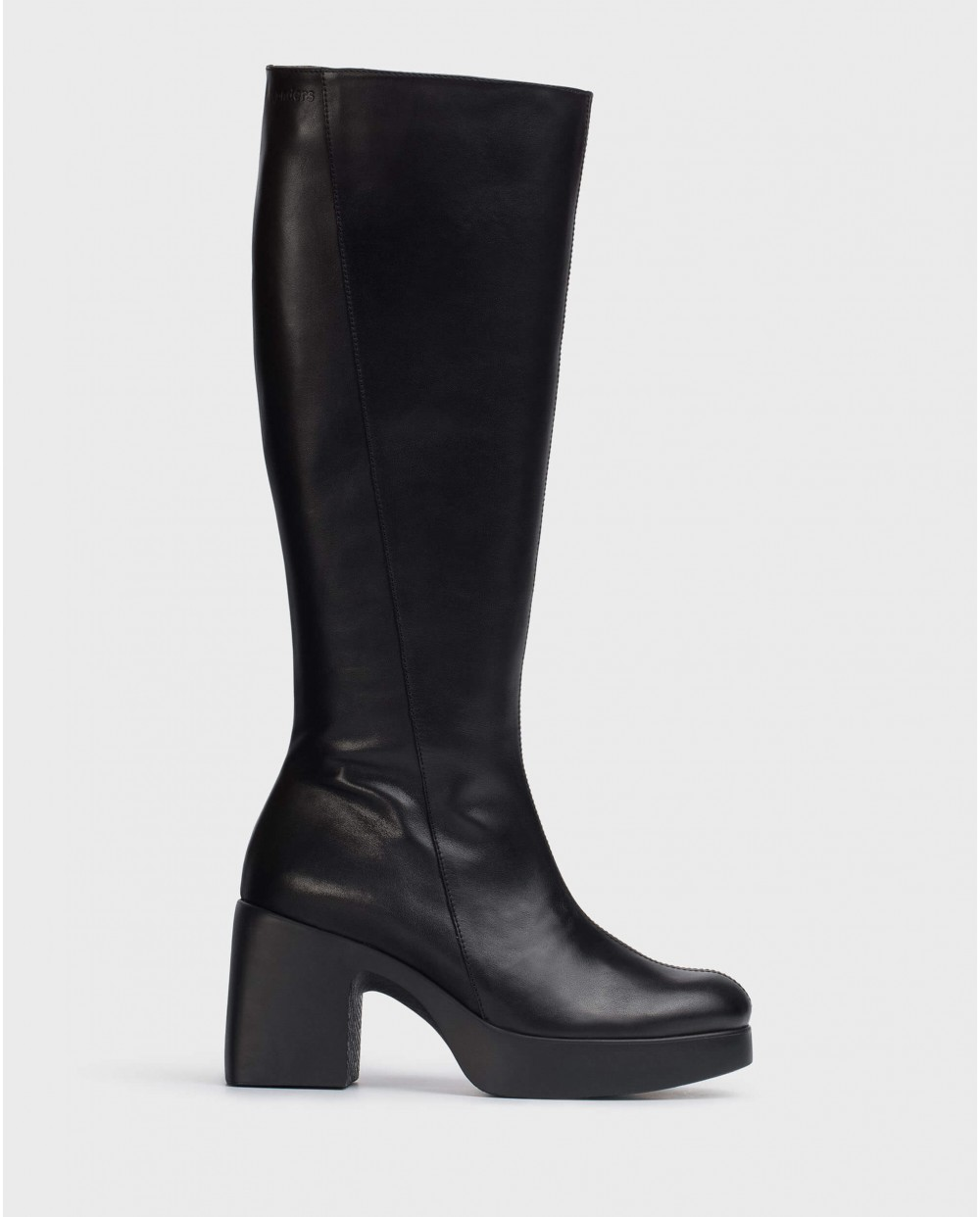 Black boot Mayfair