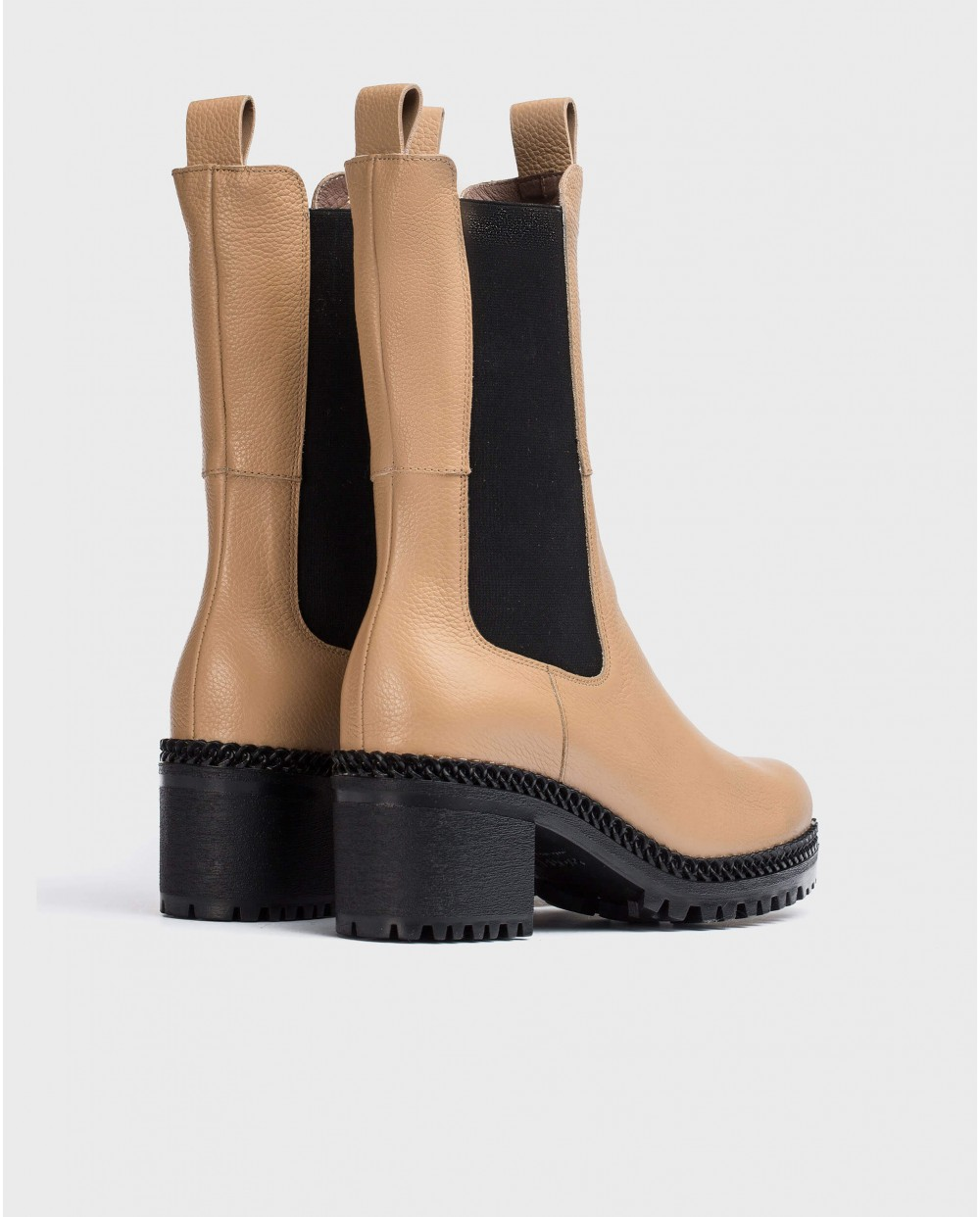 Cream Toro Boot