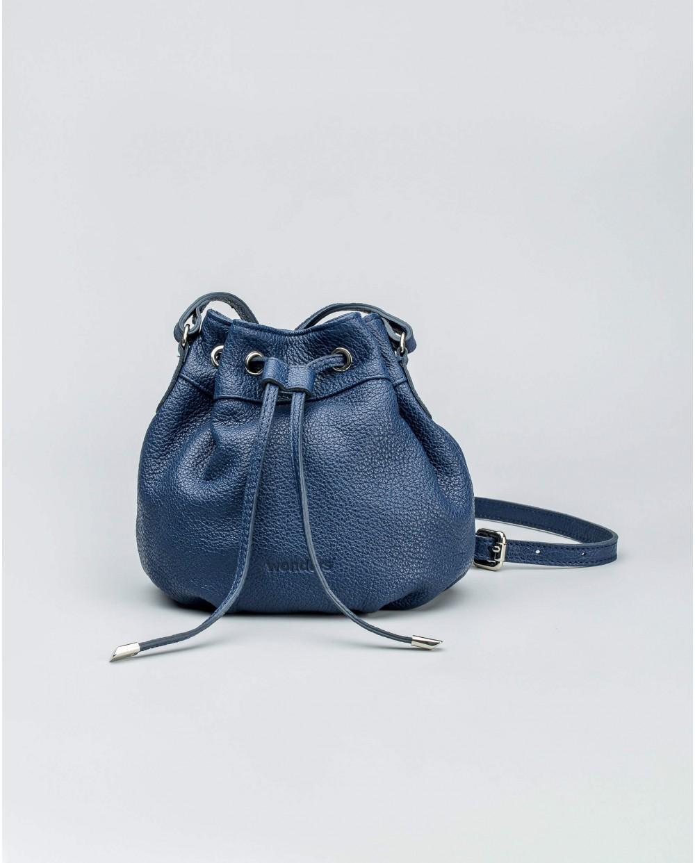 Wonders-Bags-Sack style leather handbag