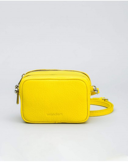 Wonders-Women-Mini handbag in pebble leather