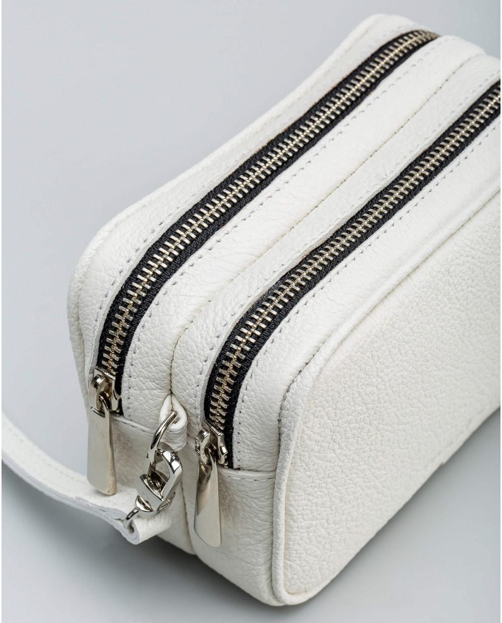 Wonders-Women-Mini handbag in pebble leather