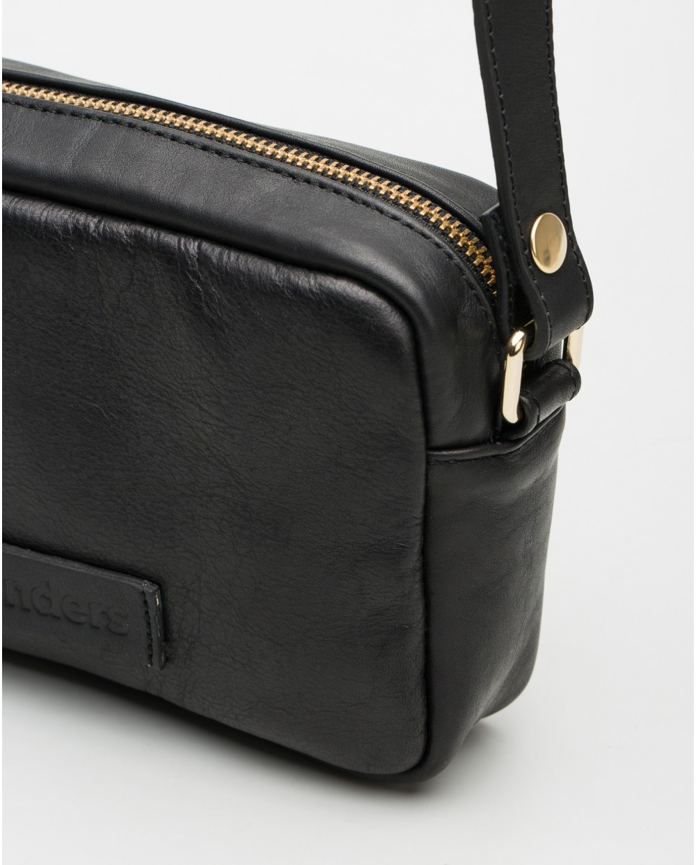 Wonders-Bags-White leather Bum bag