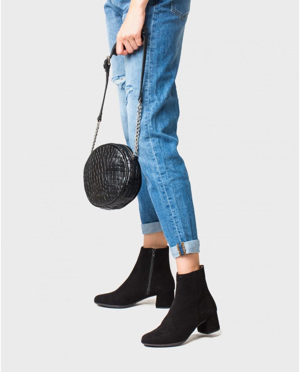 Wonders-Bags 30% OFF-Circular handbag with crossbody strap
