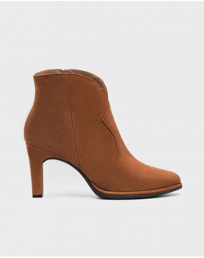 Wonders-Ankle Boots-Ankle heeled boots
