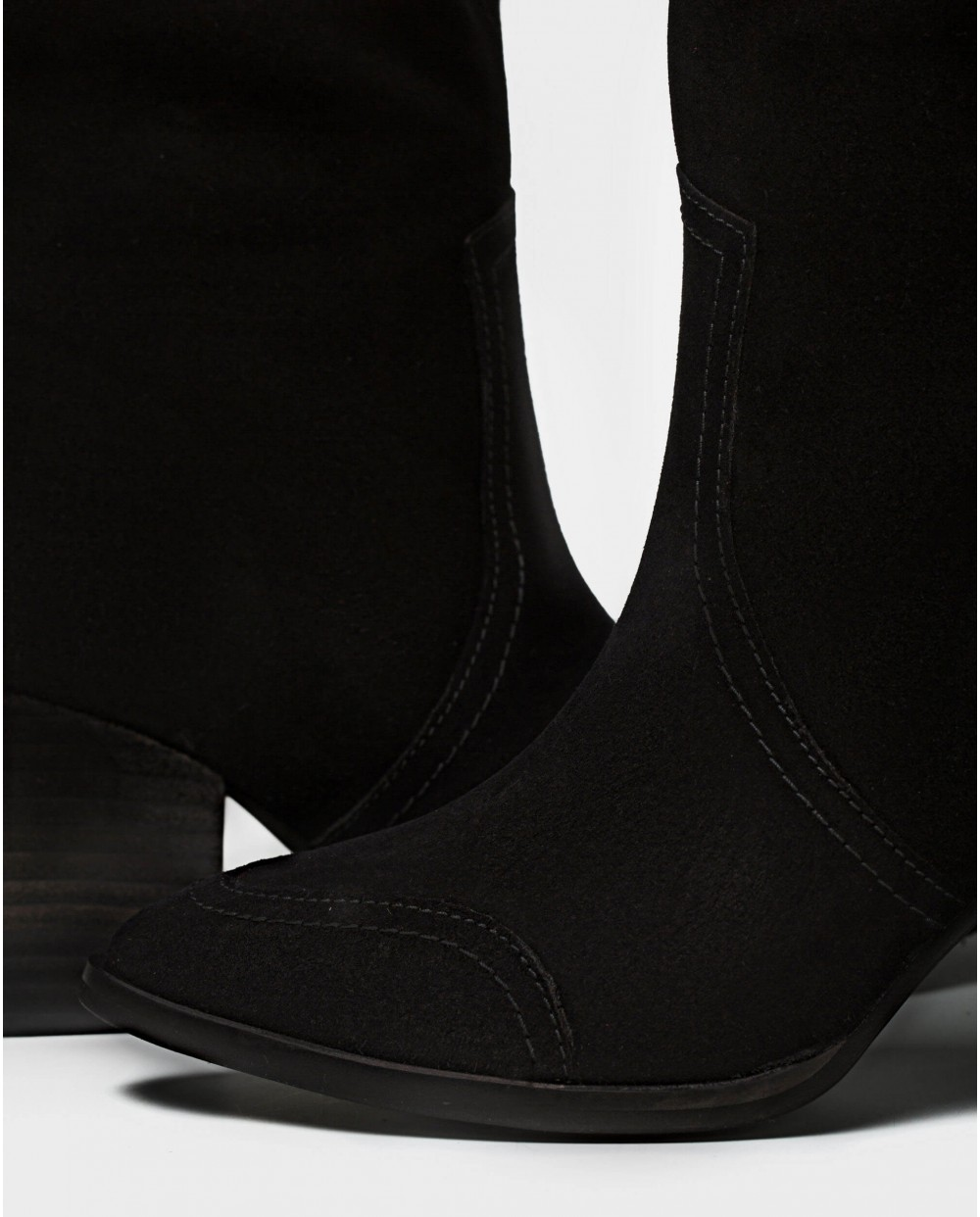 Wonders-Ankle Boots-Leather waterproof 3/4 boot.