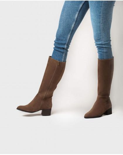 "Wonders-Botas-Bota piel ""Rider boot"""