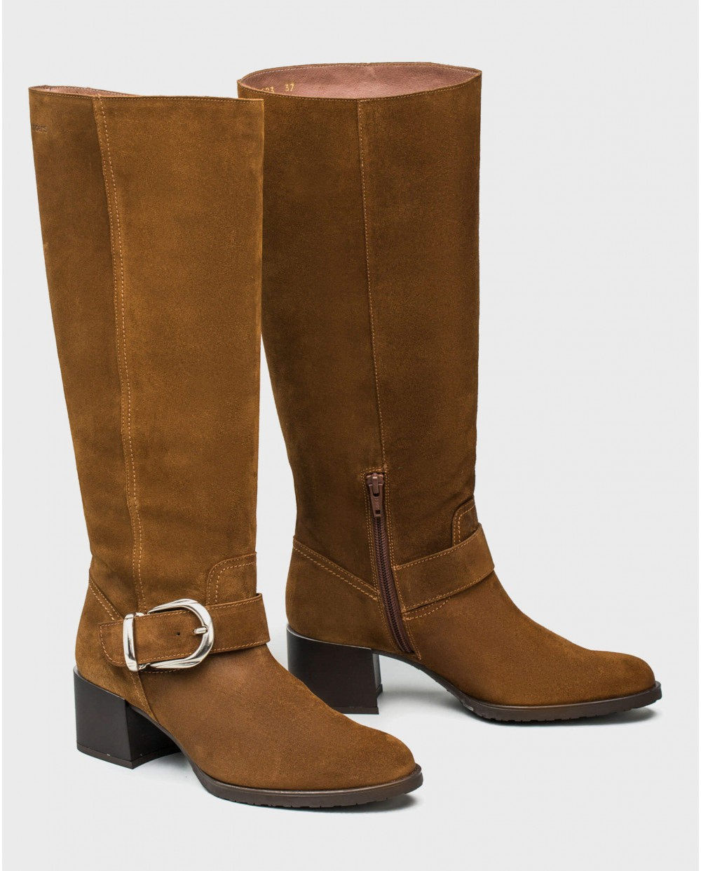 Wonders-Boots-Waterproof leather boot