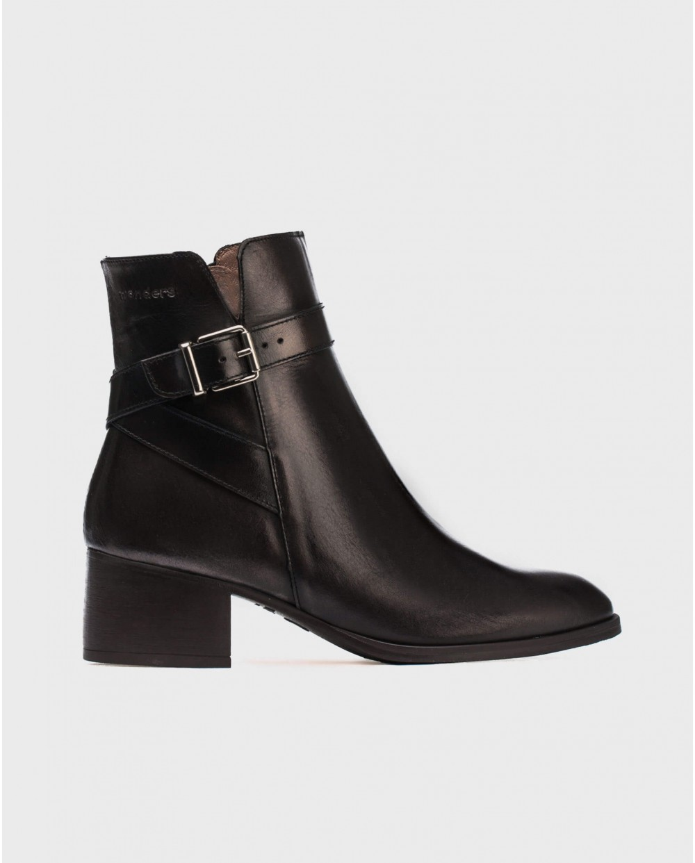 Wonders-Ankle Boots-Ankle boot with criss/cross straps