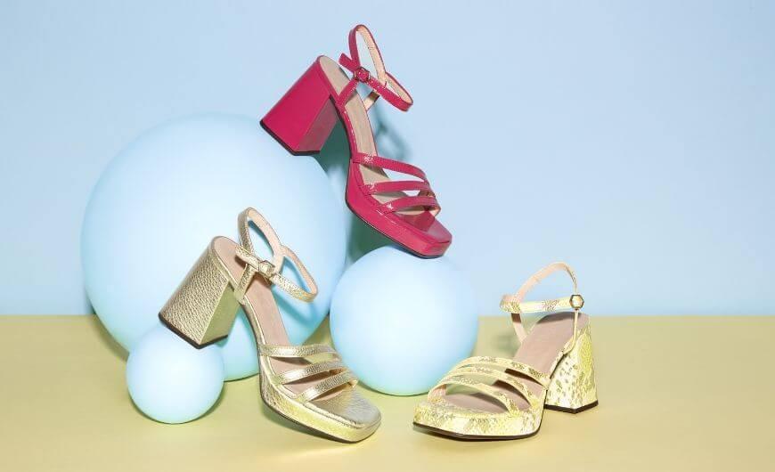 Zapatos de tacón para mujer | Compra colección online en Wonders.com