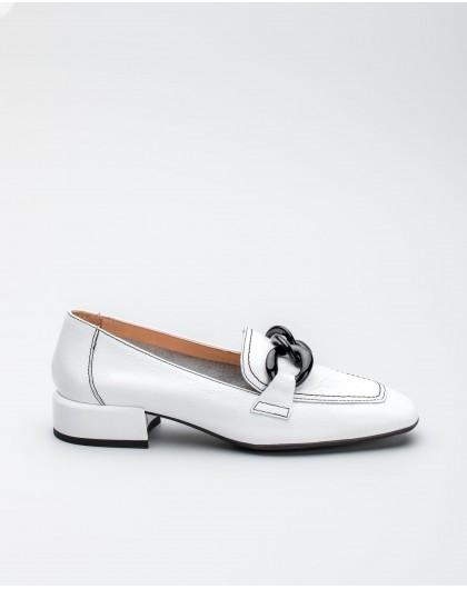 Wonders-Flat Shoes-Elastic sports shoe