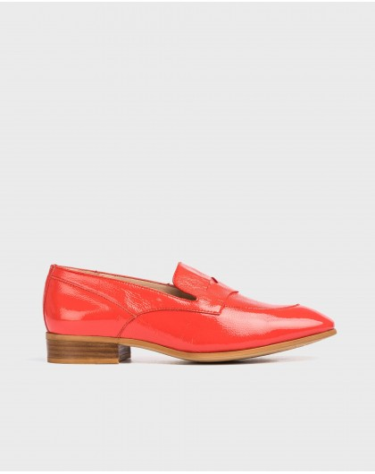 Wonders-Women-Patent leather Penny loafer