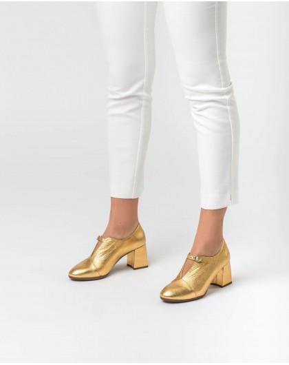 Wonders-Women-High heeled shoe with buckle