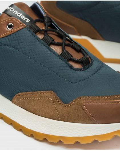 Wonders-Men-Senaker with shoelaces