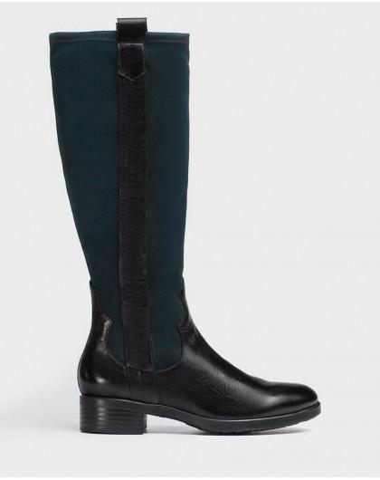 Wonders-Outlet-Flat elastic boot