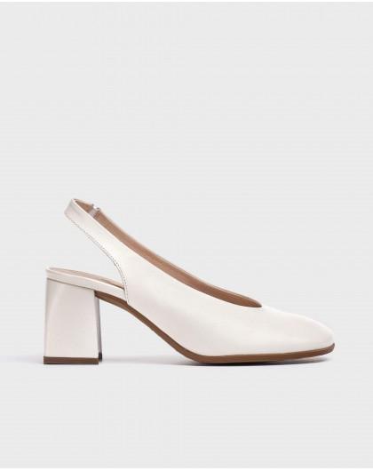 Wonders-Women-Backless leather shoe